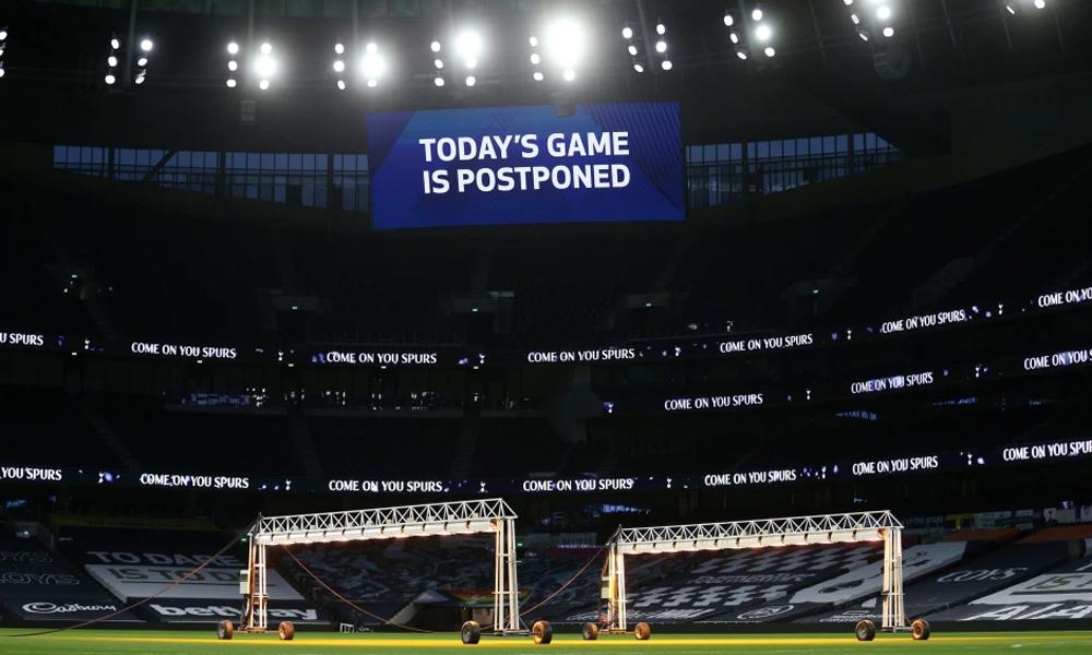 Tottenham kesal dengan penundaan pertandingan