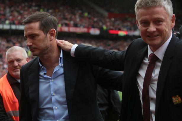 Solskjaer musim lalu lebih buruk dari Lampard ketika dia dipecat