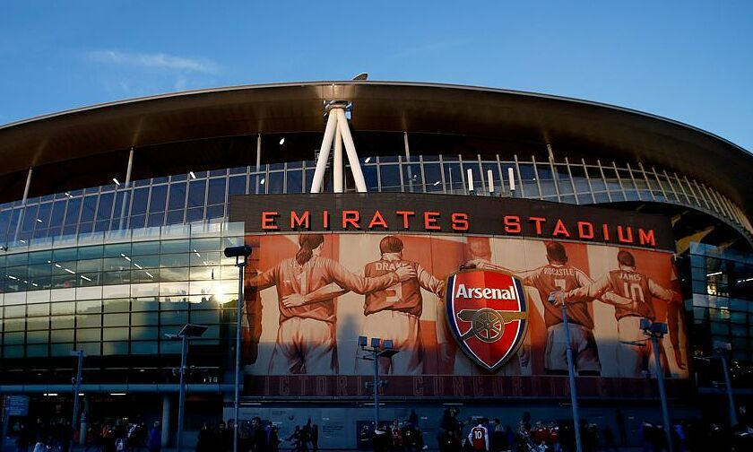 Tanggapan Arsenal terhadap Covid-19