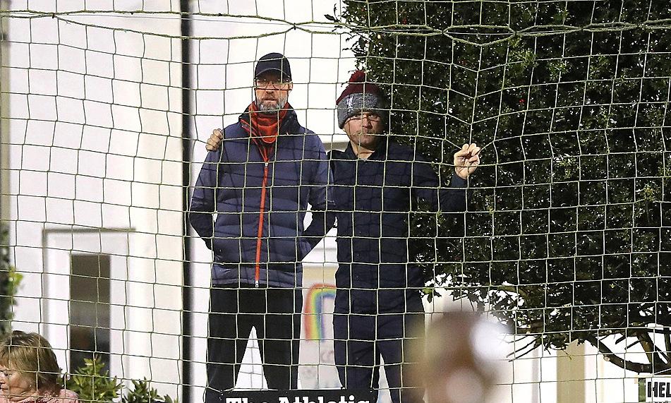 'Palsu' Klopp muncul di sela-sela kemenangan Tottenham