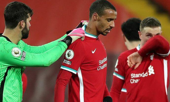 Liverpool menghadapi jadwal mimpi buruk