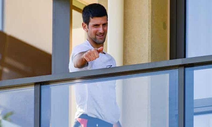 Djokovic: 'Saya tidak suka hak istimewa'