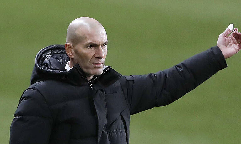 Kursi Zidane aman sampai Juni