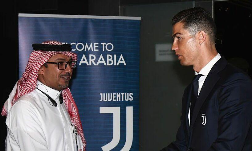 Ronaldo menolak tawaran menarik dari Arab Saudi