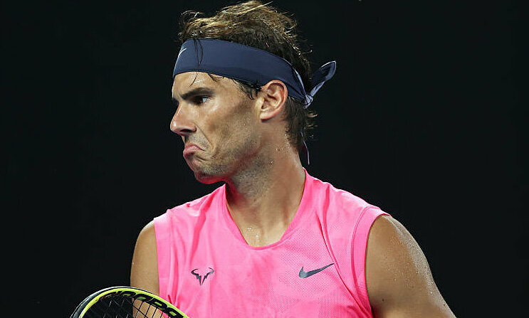 Nadal: 'Saya tidak perlu mengiklankan bantuan'