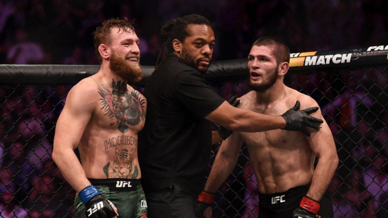 Presiden UFC membujuk Khabib untuk kembali bermain