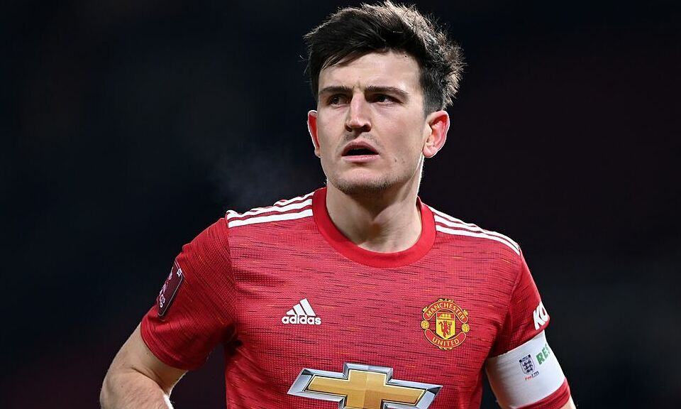 Maguire: 'Man Utd tidak bermain di level yang tepat'