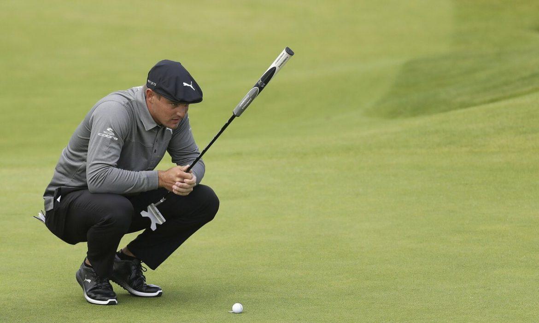 PGA Tour telah mulai memperebutkan 'waktu memancing'