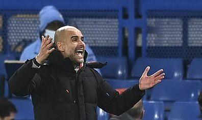 Guardiola: 'Batu seperti sebelum Chelsea, Man City akan menang'