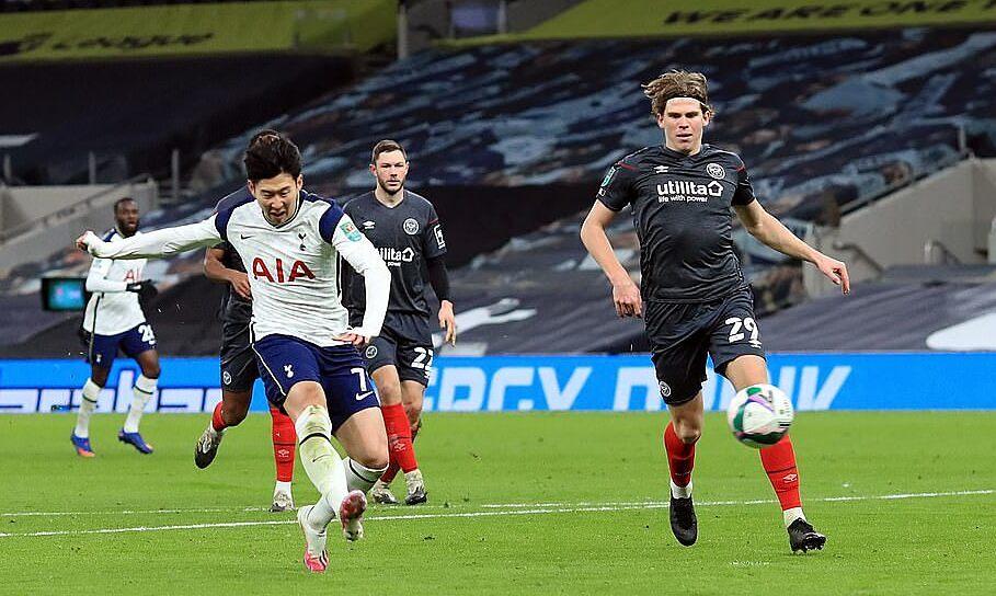 Tottenham di final Piala Liga