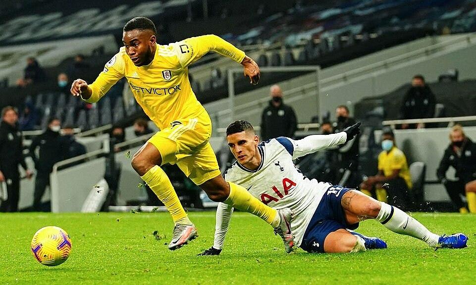 Tottenham kembali meraih kemenangan