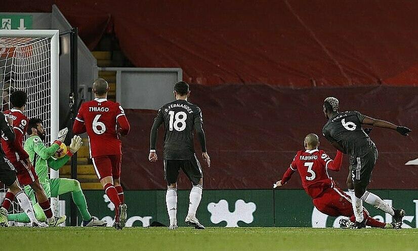 Keane: 'Pogba melewatkan momen ikonik'