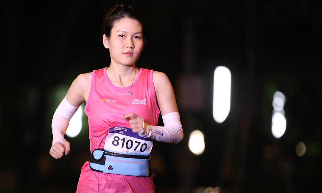 Hanoi Night Marathon kembali pada bulan November
