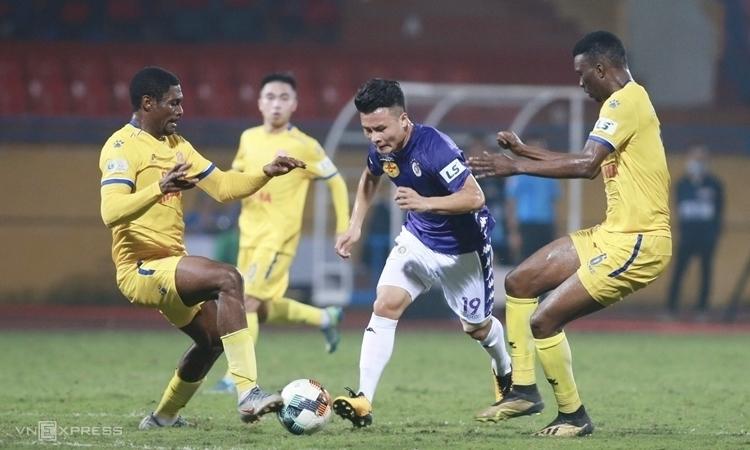Nam Dinh – Hanoi: Pembukaan Liga-V 2021