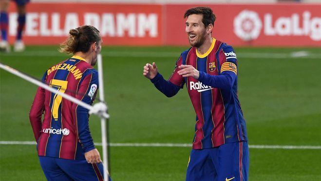 Messi menerima lebih dari $ 600 juta dalam empat tahun di Barca