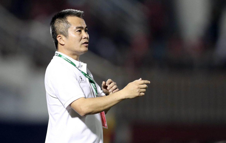 Pelatih Pham Minh Duc: 'Wasit menemukan kelainan'