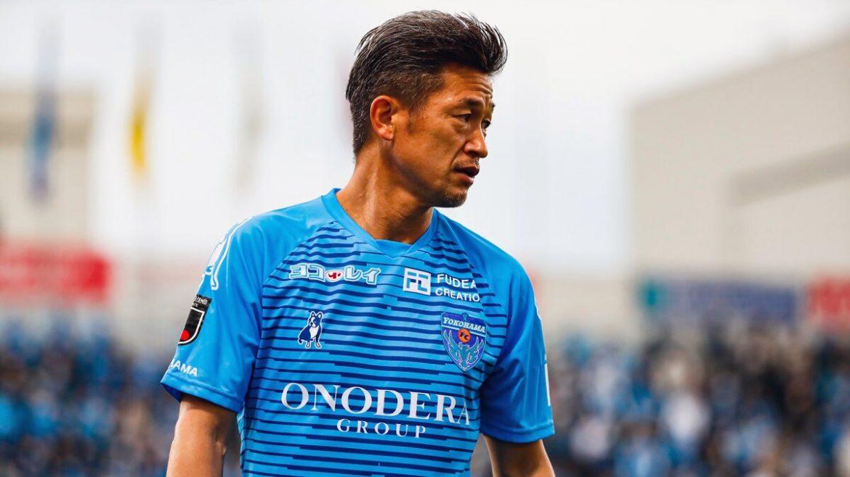 Kazu Miura terus bermain pada usia 54 tahun