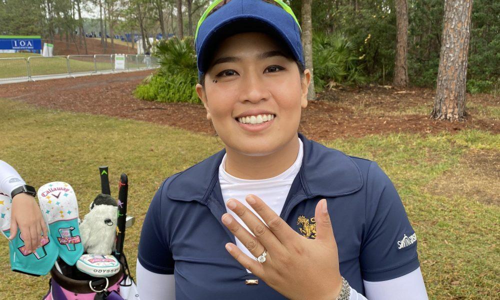 Proposal kejutan di LPGA Tour