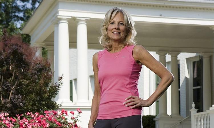 30 tahun kecintaan Ibu Negara pada joging