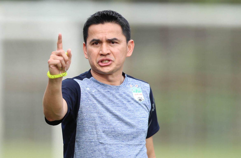 Kiatisuk: 'HAGL ingin memenangkan V-League 2021'