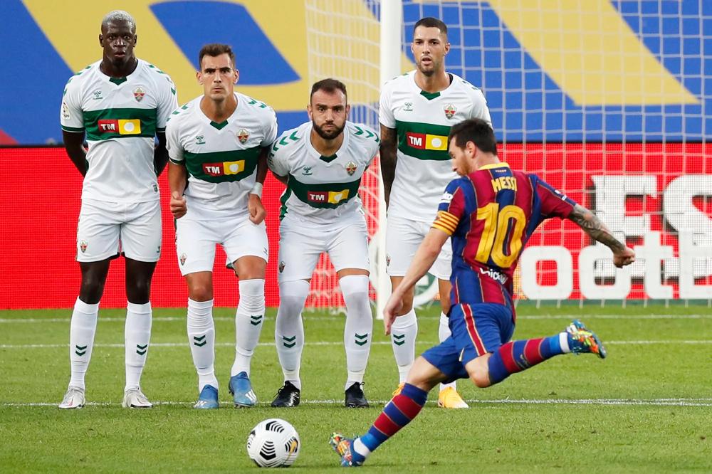 Messi bebas bernegosiasi dengan klub lain