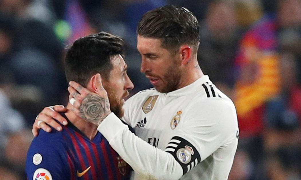 Ramos bisa bergabung dengan Messi dengan PSG