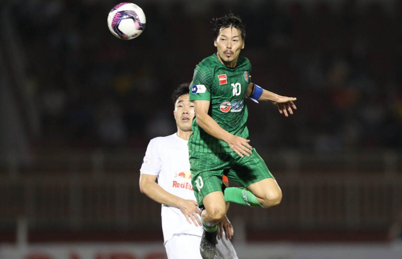 Pertandingan Saigon FC – SLNA melarang penonton