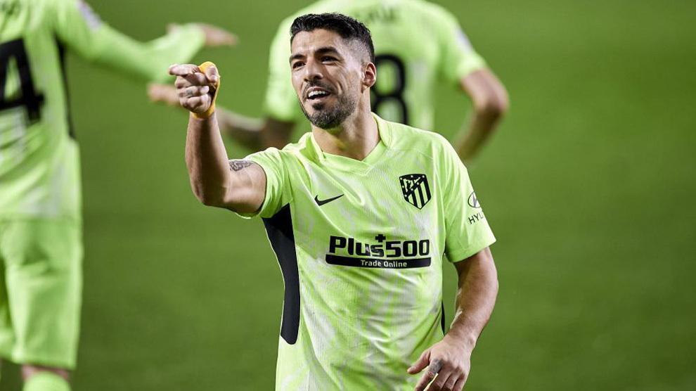Barca memiliki beban berat pada Suarez