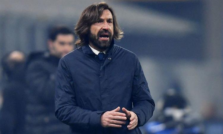 Pirlo: 'Juventus yang sangat buruk'