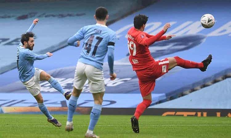 Man City memenangkan Piala FA