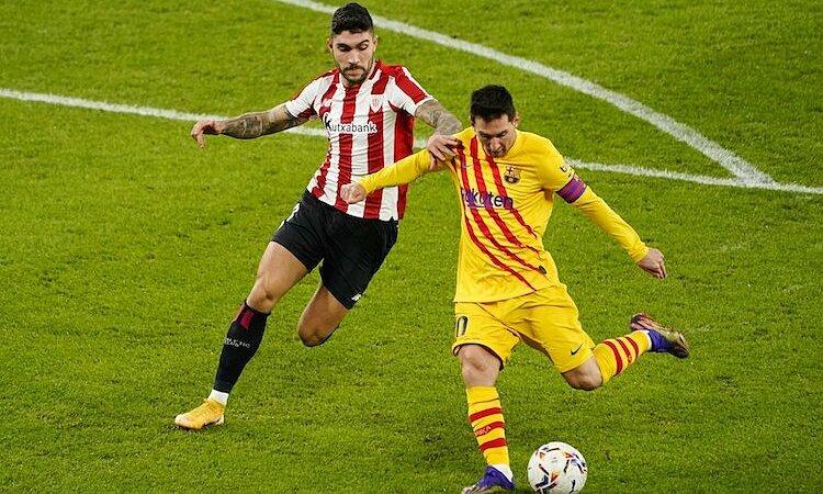 Messi menciptakan 10 tahun terbaik