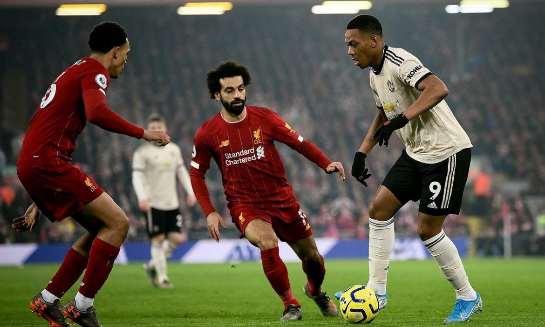 Liverpool Man Utd Great War akhir pekan ini
