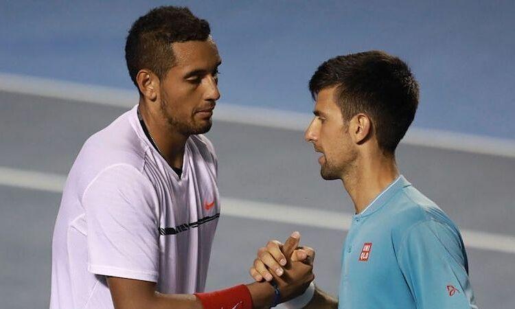 Kyrgios: 'Djokovic adalah antek'