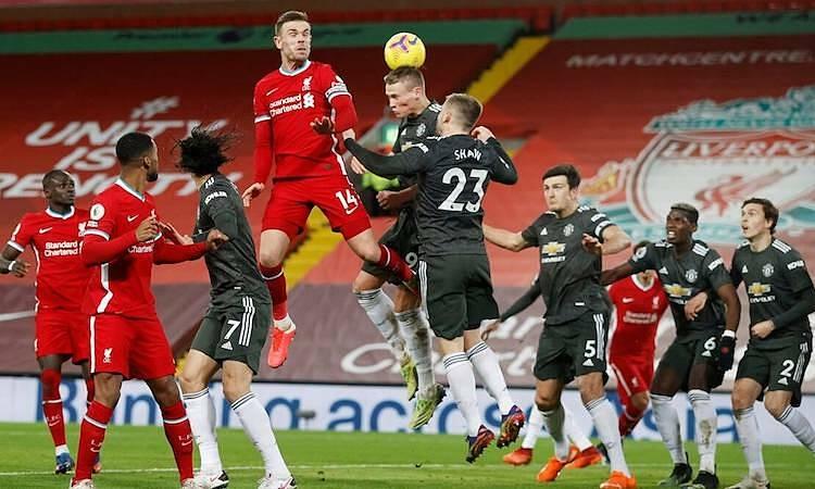 Man Utd – Liverpool: Pertandingan ulang di Old Trafford