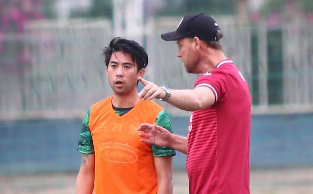 Lee Nguyen: 'Kota Ho Chi Minh sudah cukup untuk memenangkan V-League'
