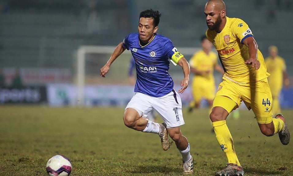 Hanoi dan Saigon FC bernafas lega di Piala AFC