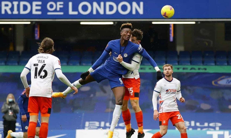 Chelsea menang berkat hattrick Abraham