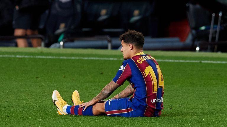 Liverpool bisa kehilangan $ 22 juta karena cedera Coutinho