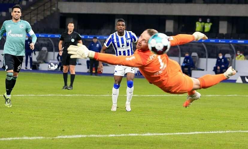 Schalke akan mengejar rekor Bundesliga yang tidak menang