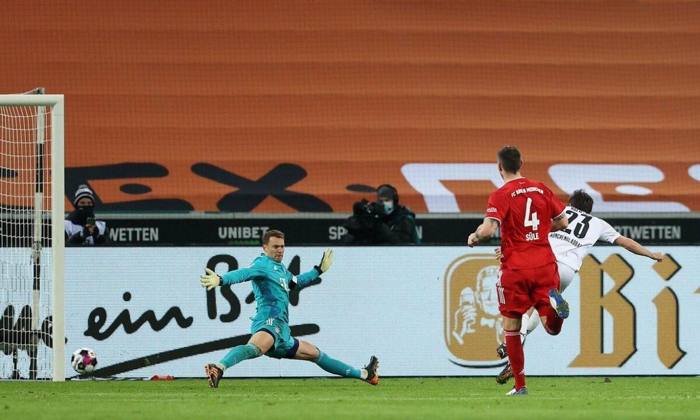 Bayern kalah meski memimpin 2-0 setelah 26 menit