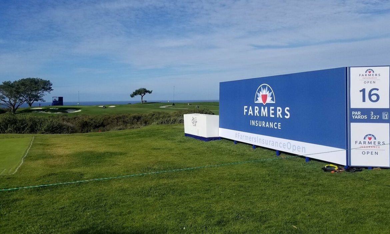 Hukum kejutan di Farmers Insurance Open