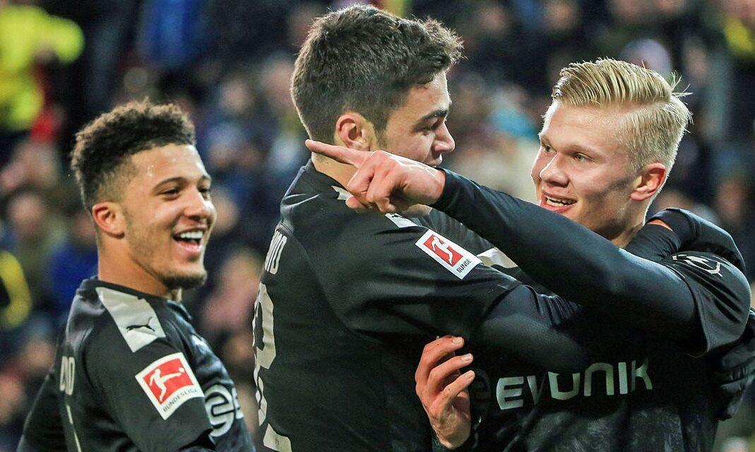 Dortmund harus menjual bintang untuk membayar hutang