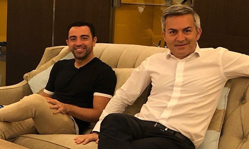 Font: 'Xavi akan membantu Messi bertahan di Barca'