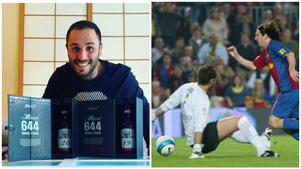 Penjaga gawang bangga dengan gol terbaik Messi