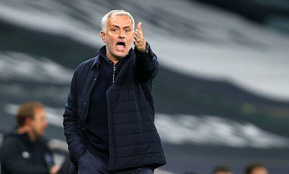 Mourinho mencapai tonggak sejarah yang menyedihkan
