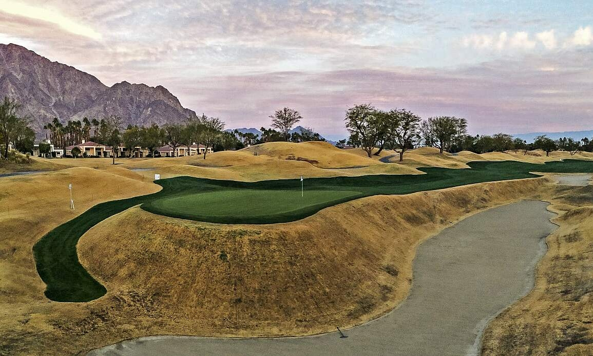 Bagaimana seorang pemain PGA Tour lolos dari 'jebakan maut'?