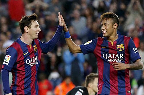 Neymar dipuji karena dedikasinya yang lebih dari Messi dan Ronaldo