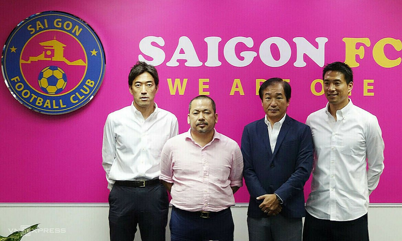 Ketua baru ingin J-League mengubah Saigon FC