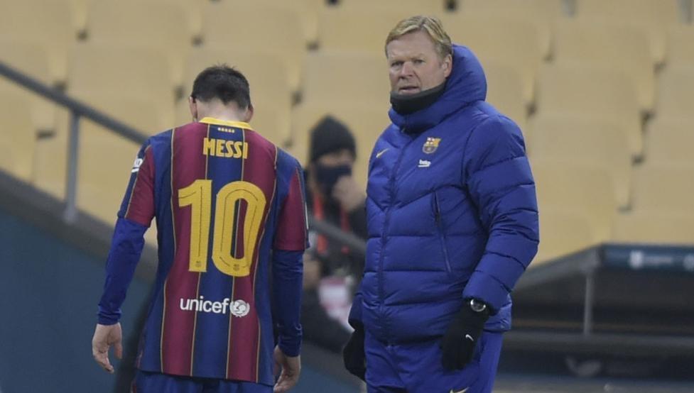 Barca seperti ular, meski masih ada Messi