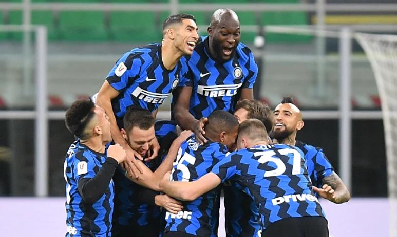 Inter mengalahkan Milan dari Piala Italia